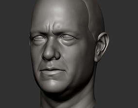Tom Hanks 3D printable model