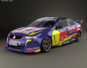 Holden Commodore VF Supercar 2013 3D