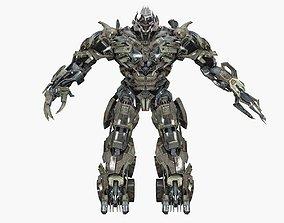 3D asset Megatron