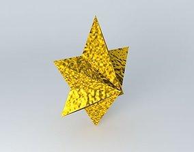 Star Command's Star Symbol 3D