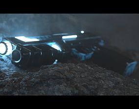 3D model Hybrid-R900 -