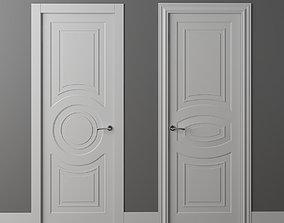 Doors union grand gr01 gr06 3D