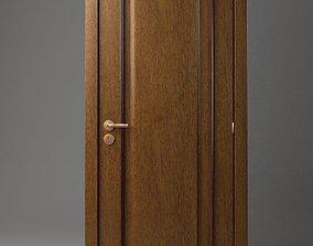 3D wooden Wooden Door