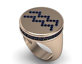 Aquarius ring model 002