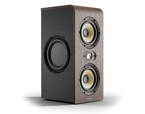 Focal Shape Twin - Studio Audio Speaker 3D model