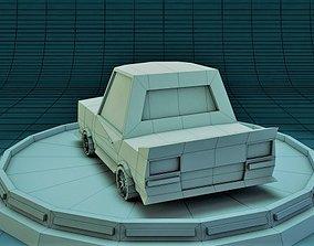 Car v2 3D model
