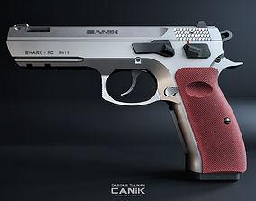 3D Canik 55 Shark FC