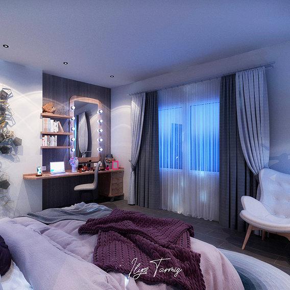 NG I Bedroom