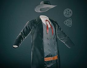 Cowboy Outfit 3D asset