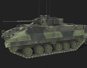 3D asset FV511 Warrior