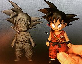 3D printable model Kid Goku