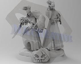 Renji Diorama 3D print model