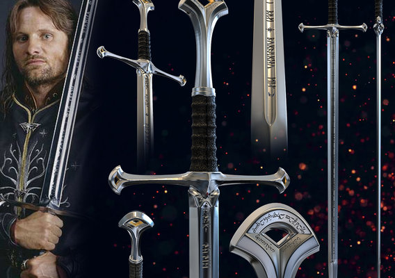 Anduril Sword - Lord of the Rings