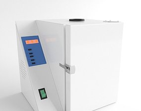 drying ovens GP-10 3D model