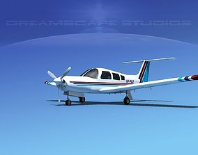 Piper PA-28R-201 Arrow III V13 3D