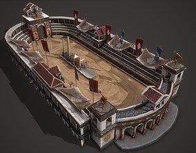 Circus Maximus 3D asset
