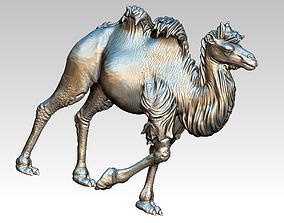 Camel staue 3D printable model