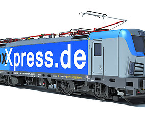 Siemens Vectron Locomotive boxXpress 3D model