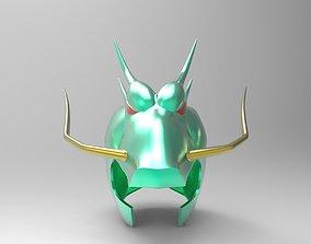 other 3D print model Dragon Shiryu Saint Seiya Helmet