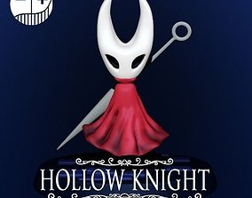 Hornet And Hollow Knight 3D model