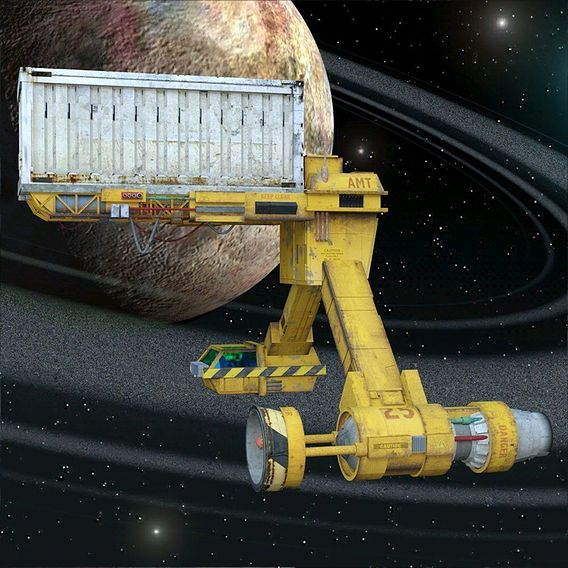 StarTug in Space 2