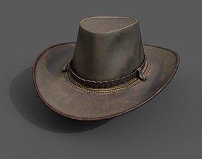 Human Hat ver 3 3D asset