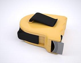Tape Measure 3D model VR / AR ready