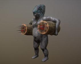 3D model The Angler Giant