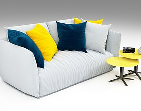 3D Comfortable Soft Seat