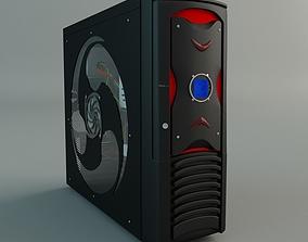 3D model Desktop PC