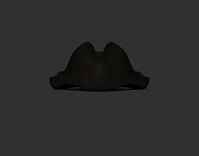 Pirate Hat - Corsair Outfit 3D asset realtime