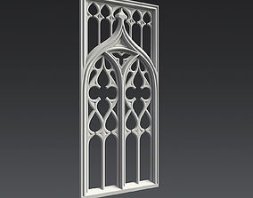 Gothic Ornament 3D model