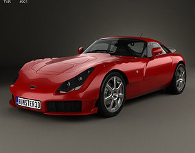 3D model TVR Sagaris 2004