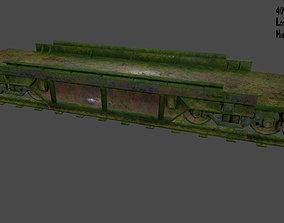 3D asset realtime train 1
