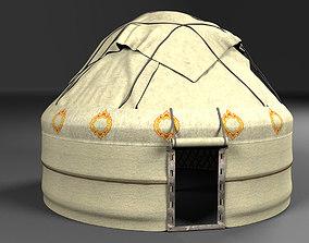 nomads tent 3D