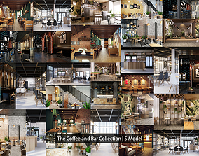 The Coffee and Bar Collection 3D model