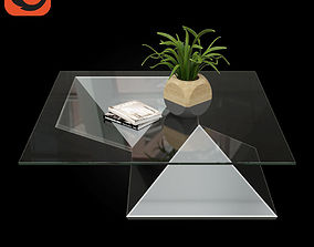 Origami Table 3D