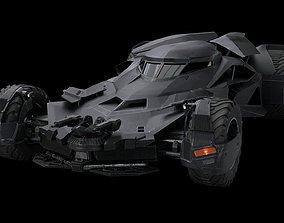Batmobile Batman vs Superman 3D model