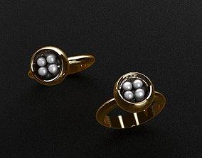 Rings gold rings 3D printable model