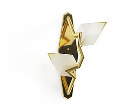 Bec Brittain Seed Sconce 3D