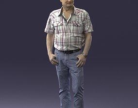 Old man 0713 3D model