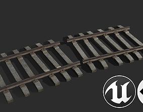 3D model Rails
