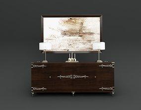 3D Console furniture decor