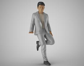 Gentleman 3D print model