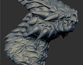 3D printable model Dragonbust 5