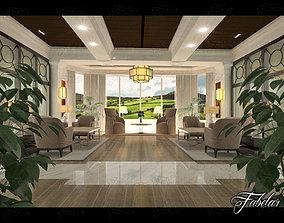 foyer Hall 3D