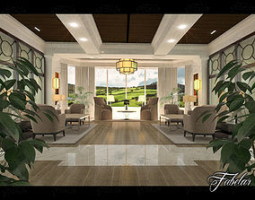 foyer Hall 3D