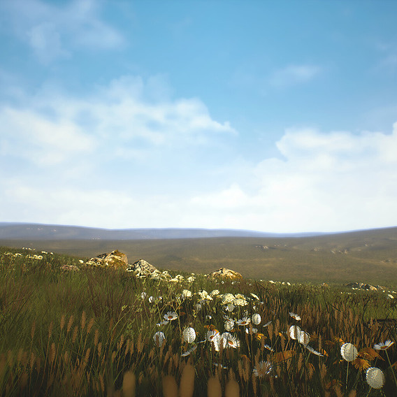Infinity Prairies [Made With Unreal Engine 4]