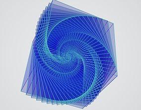 Galaxy In A Box 3D model
