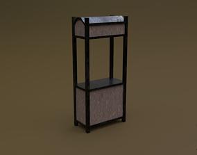 3D asset Trade stand 14 R
